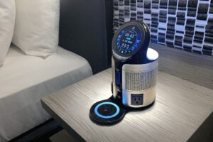 Smart devices create new opportunities for guestroom design