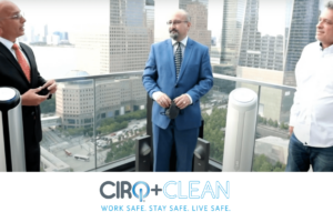 MEET CBot: The future of clean, sterilized environments